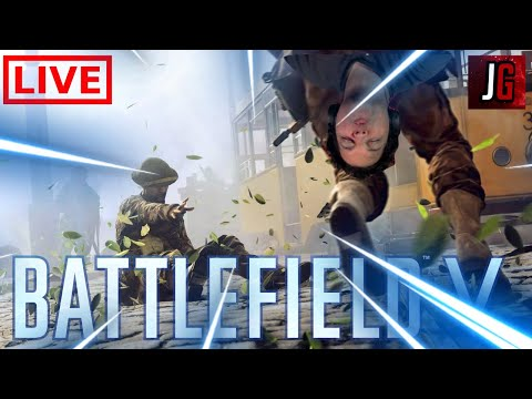 June 9th can't get here fast enough   battlefield 5 live stream