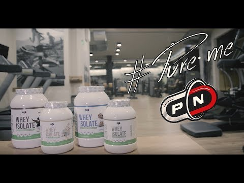 Whey isolate - the ideal form of whey protein | pure nutrition