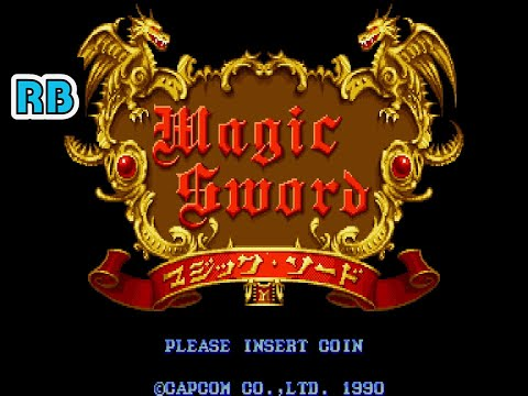 1990 [60fps] magic sword demo