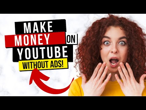 How to earn money from youtube without adsense