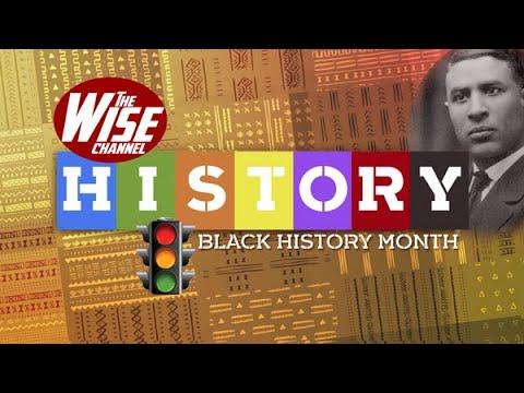Garrett morgan (traffic light inventor) - black history month