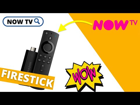Now tv firestick   install and use on amazon firestick 2021