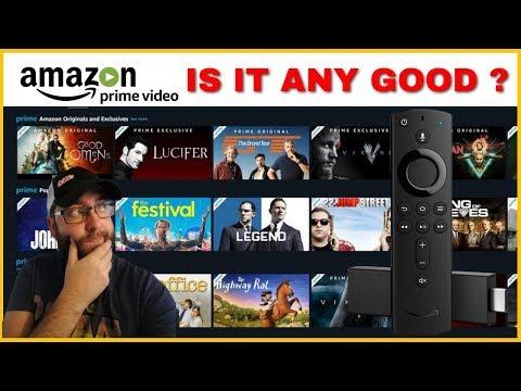 Amazon prime video ! is it worth it ? *firestick*