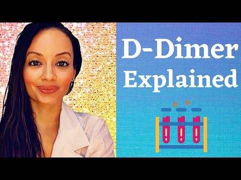 D-dimer explained