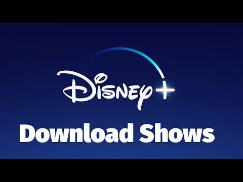 How to download shows on disney | disney plus episodes