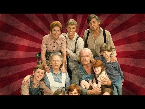The waltons 🌟 then and now 2019