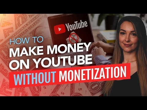 How to make money on youtube without adsense in 2020