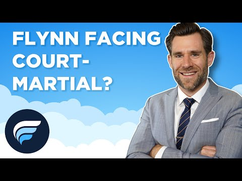 Did mike flynn violate military law?