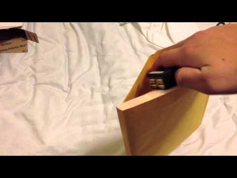How to save money shipping with usps. first class mail vs. priority mail small flat rate box