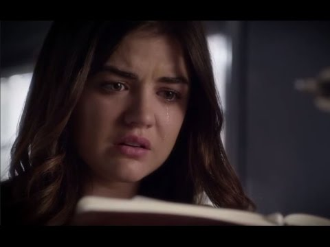 11 clues aria is 'a' on pretty little liars!