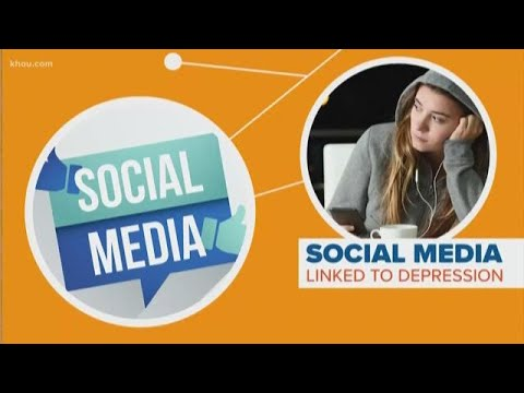 Connect the dots: social media bad for teens' mental health, study says