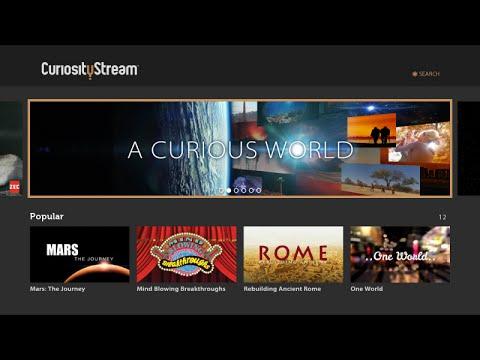 Review: curiositystream