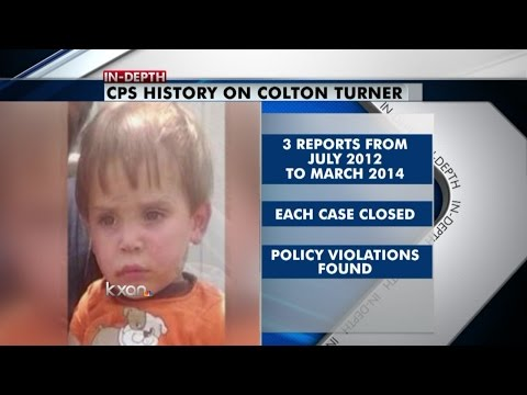 Cps workers fired in colton turner case
