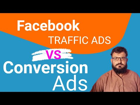 Should you use facebook traffic ads in 2021?- traffic ads vs conversion ads { explained }