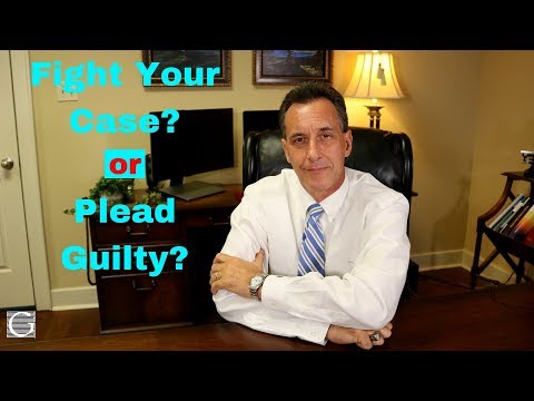 3 reasons to defend yourself in court and plead not guilty