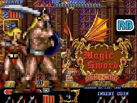 1990 [60fps] magic sword (world) 12611436pts all
