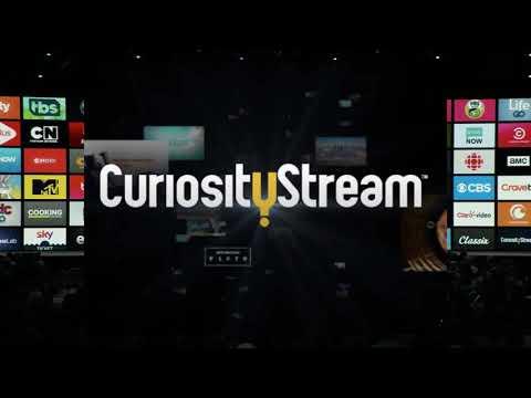 Let's talk streaming: curiositystream