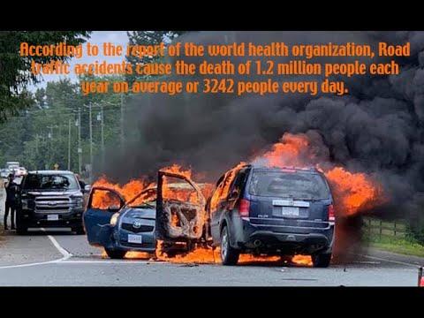 2020 car crash fail compilation #1 traffic accidents, please read video explanation !