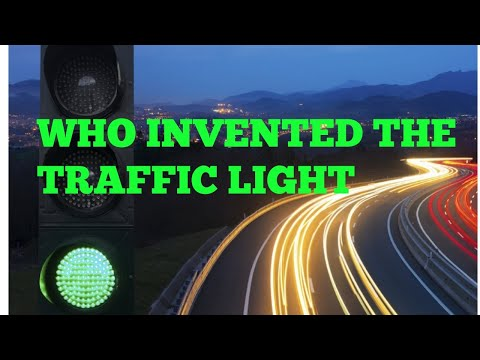 Who invented the traffic lights ? questions answers in english | gk in english | traffic signal